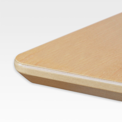 The Beech Melamine Tabletop Is Based On A 22 Mm Mdf